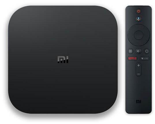 Xiaomi Mi TV Box S 4K, must