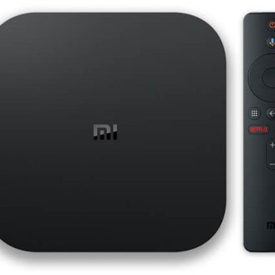 Xiaomi Mi TV Box S 4K, must
