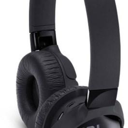 JBL juhtmevabad kõrvaklapid + mikrofon Tune 600BTNC, must