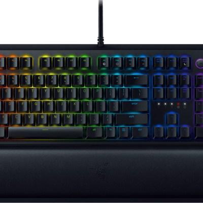 Razer klaviatuur Blackwidow Elite NO Green Switches