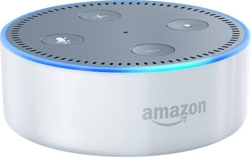 Amazon Echo Dot 2, valge