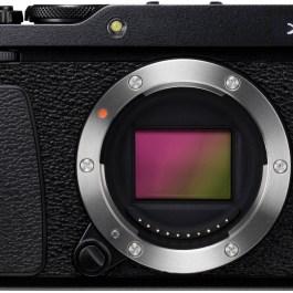 Fujifilm X-E3 kere, must