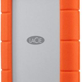 LaCie väline kõvaketas 1TB Rugged USB-C
