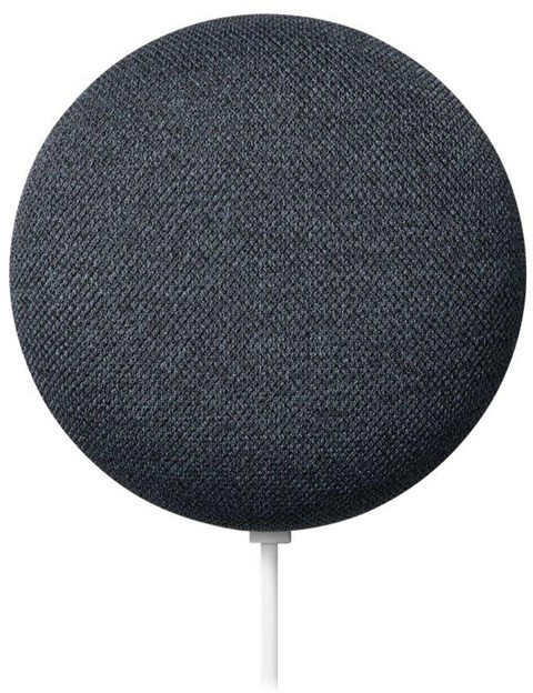 Google Nest Mini nutikõlar, carbon
