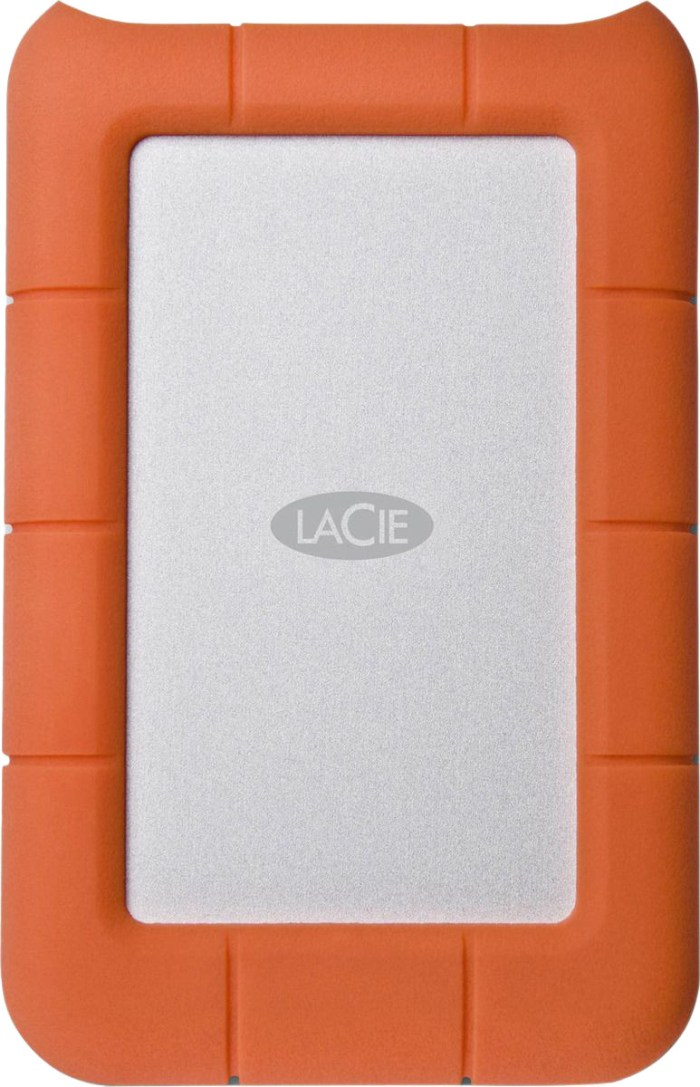 LaCie väline kõvaketas 4TB Rugged Mini 2,5″ USB 3.0
