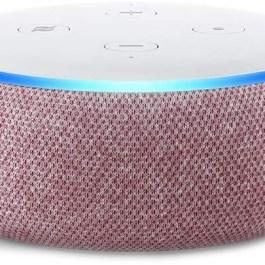 Amazon Echo Dot 3, lilla