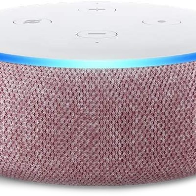 Amazon Echo Dot 3, lilla