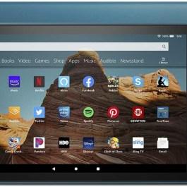 Amazon Fire HD10 32GB, sinine
