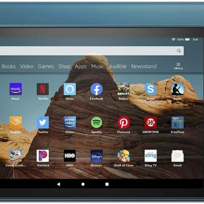 Amazon Fire HD10 32GB, sinine