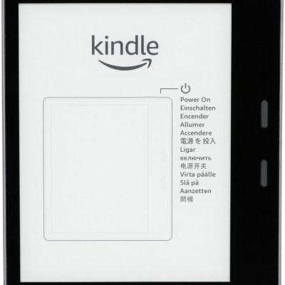Amazon Kindle Oasis 2019 8GB WiFi, hall