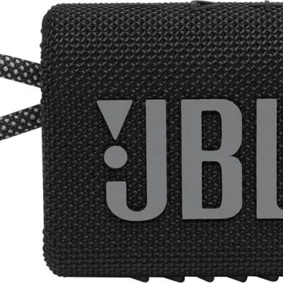 JBL juhtmevaba kõlar Go 3 BT, must