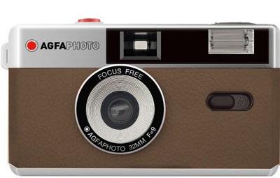 Agfaphoto filmikaamera 35mm, pruun