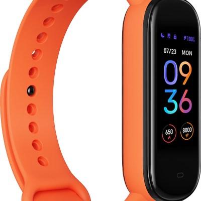 Xiaomi aktiivsusmonitor Amazfit Band 5, oranž