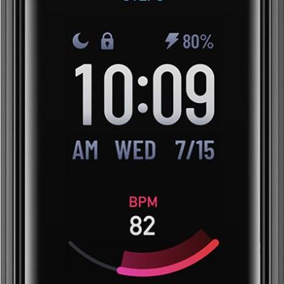 Xiaomi aktiivsusmonitor Amazfit Band 5, midnight black