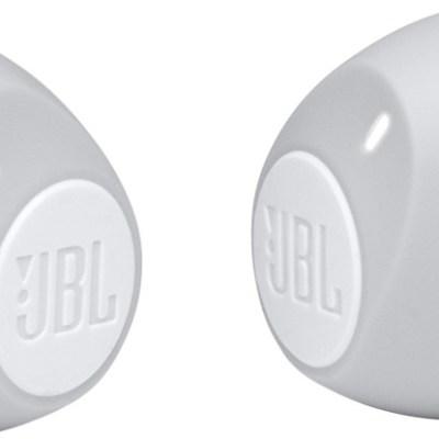JBL juhtmevabad kõrvaklapid + mikrofon 115TWS, valge
