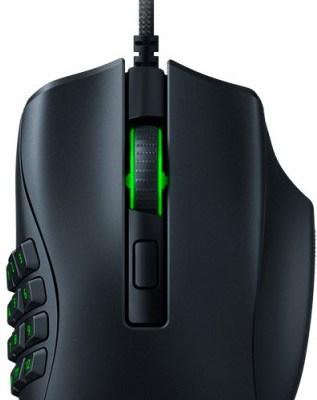 Razer hiir Naga X MMO