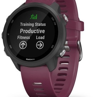 Garmin Forerunner 245 GPS, must/berry