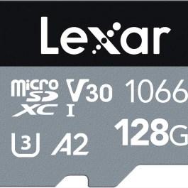 Lexar mälukaart microSDXC 128GB Professional 1066x UHS-I U3