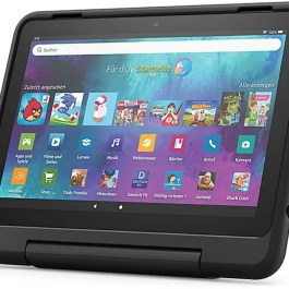 Amazon Fire HD 8 32GB Pro Kids 2021, must
