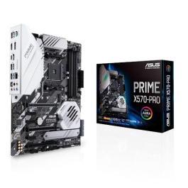 Mainboard|ASUS|AMD X570|SAM4|ATX|3xPCI-Express 1x|1xPCI-Express 4x|2xPCI-Express 16x|2xM.2|Memory DDR4|Memory slots 4|1xHDMI|1xDisplayPort|1xUSB type C|7xUSB 3.2|1xPS/2|1xOptical S/PDIF|1xRJ45|5xAudio port|PRIMEX570-PRO