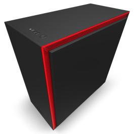 Case|NZXT|H710|MidiTower|Not included|ATX|EATX|MicroATX|MiniITX|Colour Black / Red|CA-H710B-BR