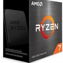 CPU|AMD|Desktop|Ryzen 7|5800X|Vermeer|3800 MHz|Cores 8|32MB|Socket SAM4|105 Watts|BOX|100-100000063WOF