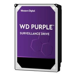 HDD|WESTERN DIGITAL|Purple|14TB|512 MB|7200 rpm|WD140PURZ