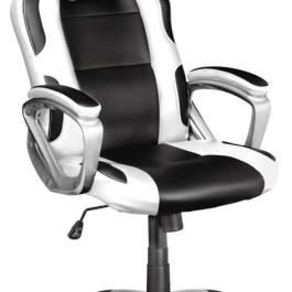 CHAIR GAMING GXT705W RYON/WHITE 23205 TRUST