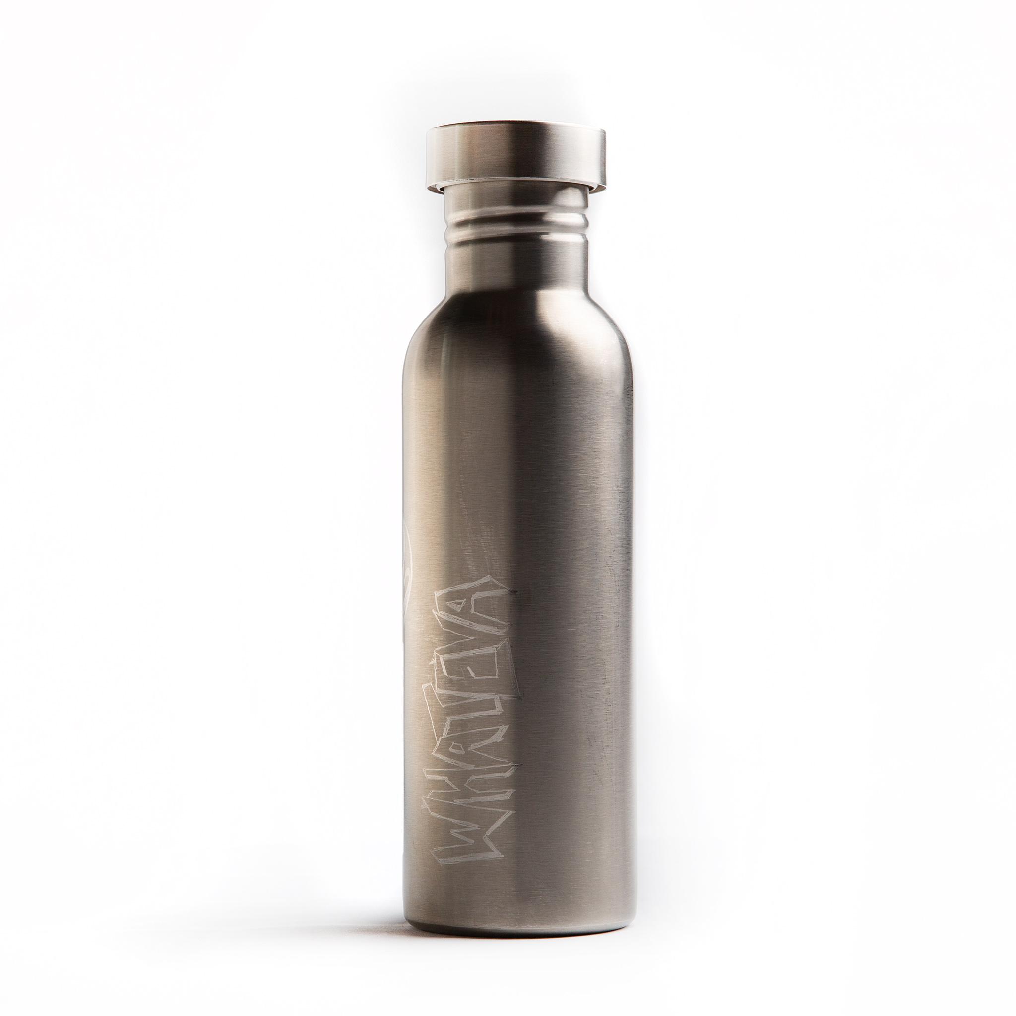 extremnormal® Trink Wasser Flasche mit Gravur