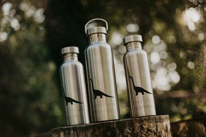 extremnormal® Trinkwasserflaschen Kollektion