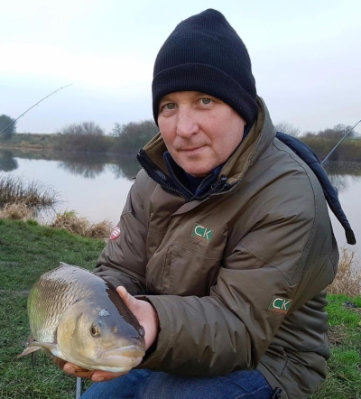 alan hughes extremadura fishing