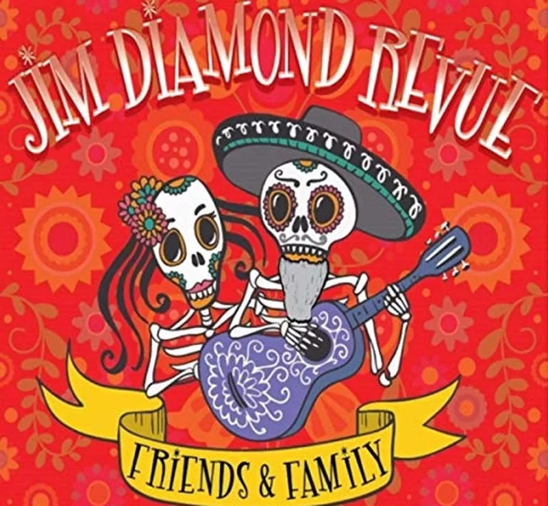Jim Diamond Revue