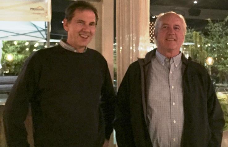 Brad Borkan, David Hirzel