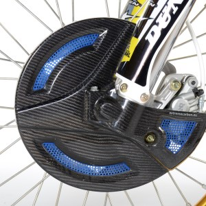 Front Disc Cover TM RACING
