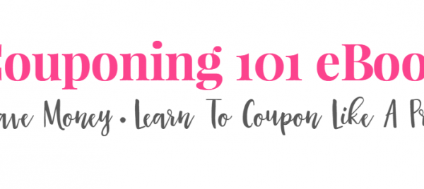 Couponing 101 eBook