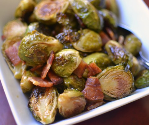 Roasted-Honey-Mustard-Brussels-Sprouts-with-Bacon-3