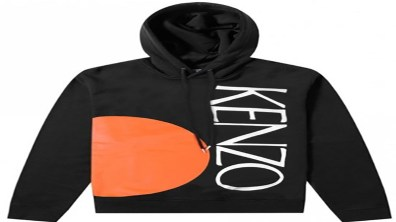 Mens Sweatshirts, Kenzo Hodie, Hooded Sweater