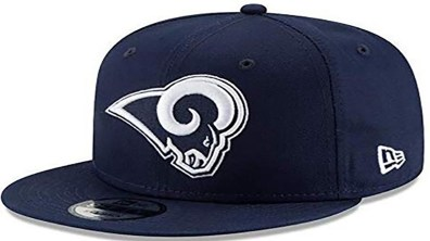 New Era Hats, Los Angels Rams Cap, New Era Hat