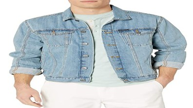 Jean Jackets for Men, Denim Jacket