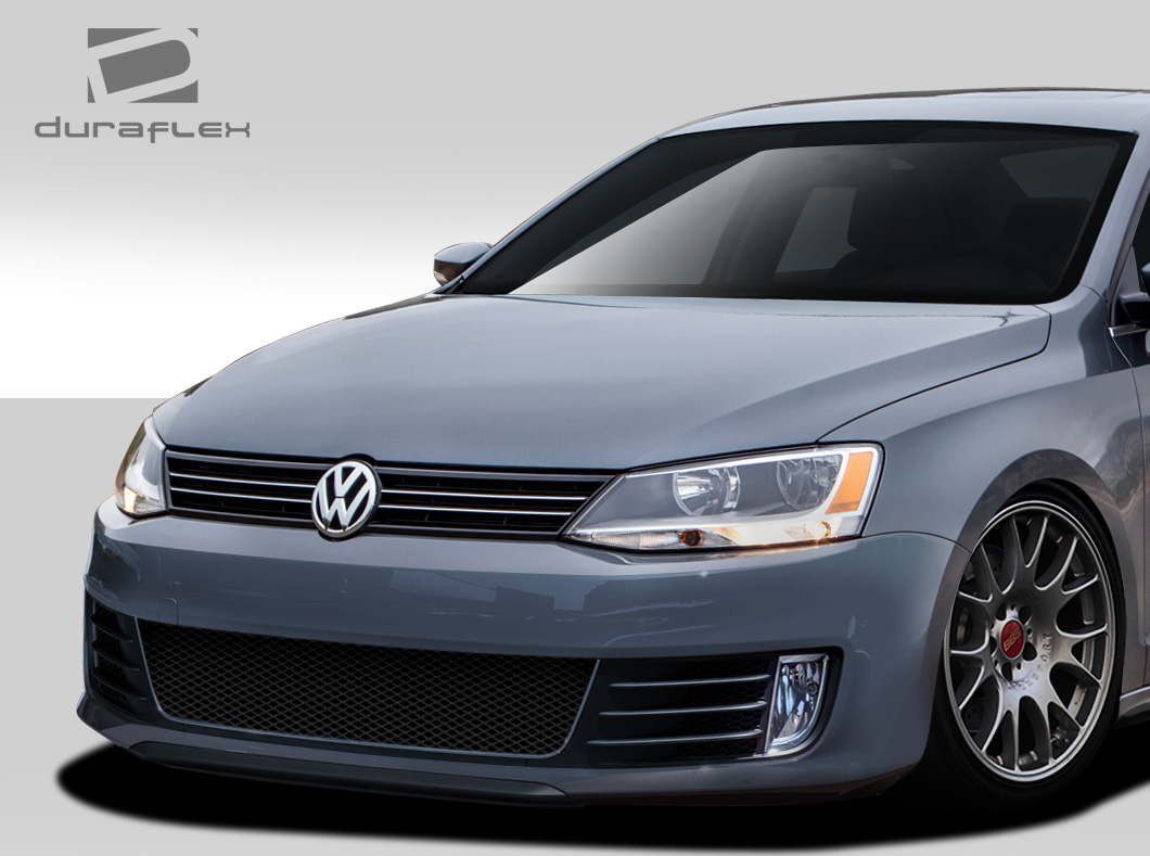 11 14 Volkswagen Jetta Gli Look Duraflex Front Body Kit