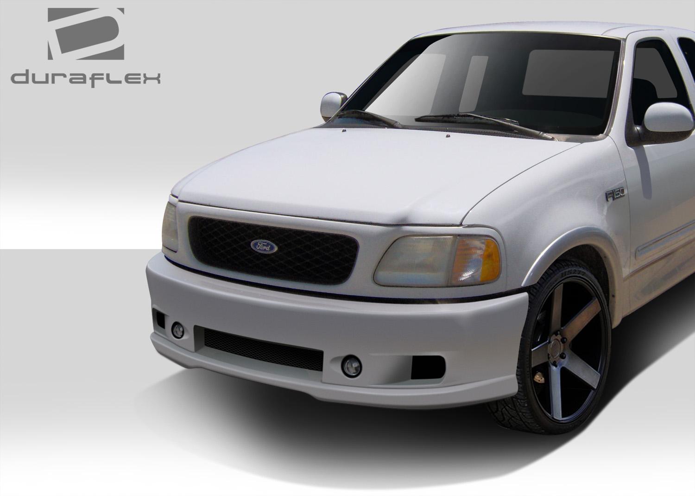 Ford F150 Fiberglass Front Bumper Body Kit