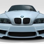 96 02 Bmw Z3 1m Look Duraflex Front Body Kit Bumper 109531 Ebay
