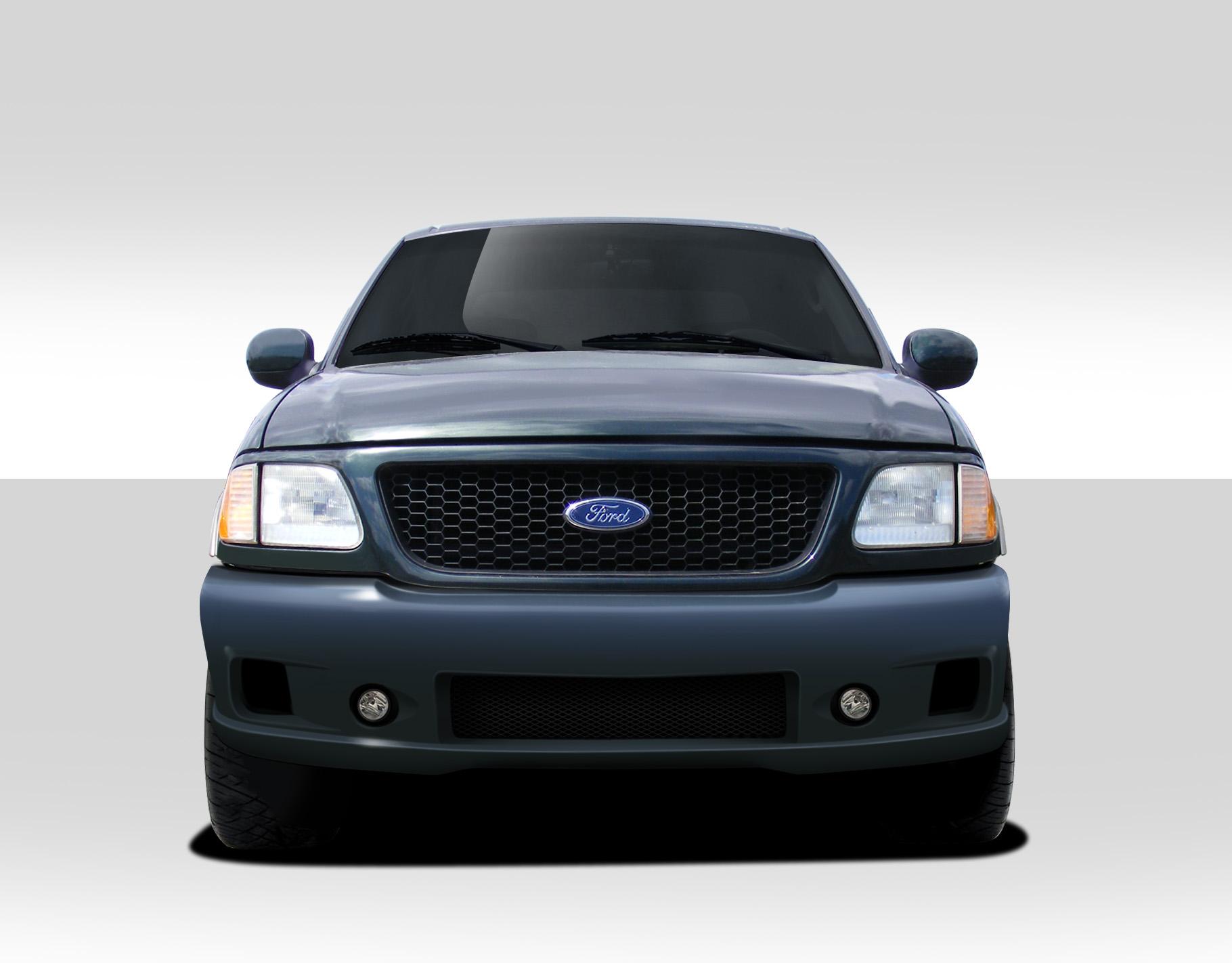 97 03 Ford F150 Bt 2 Duraflex Front Body Kit Bumper
