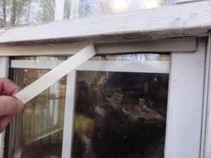 Cat Door Weather Stripping Install