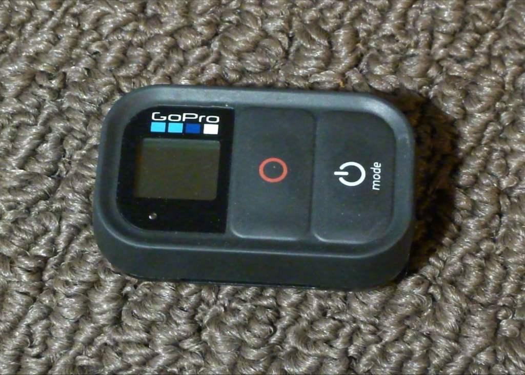 GoPro Remote Battery Change