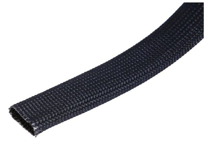 Fiberglass Heat Shield Tubing