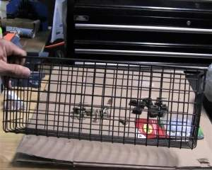 Tacoma Toolbox Alternative Wire Basket