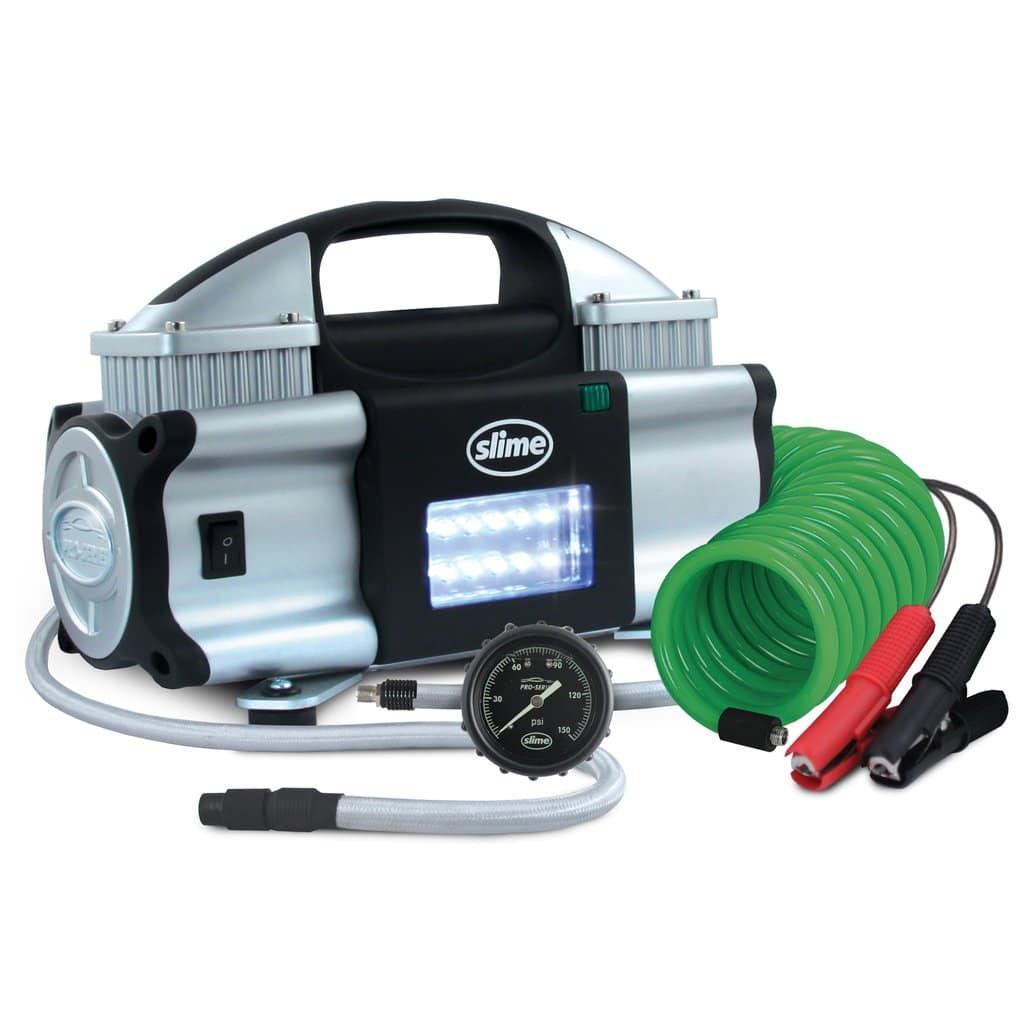 Slime Pro Series Super Duty Tire Inflator