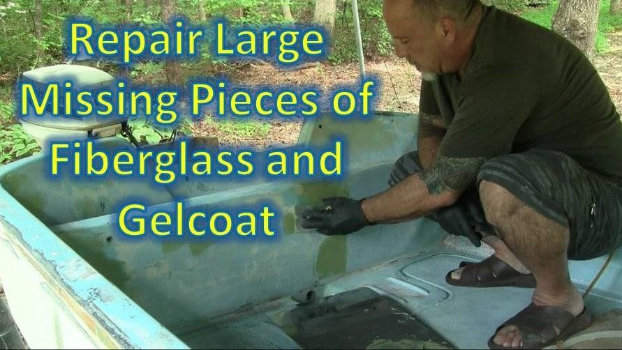 Gelcoat Repair