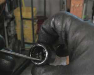 Setting Needle Bearings In Place
